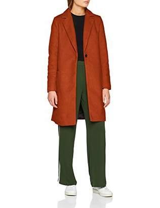Only Women's Onlastrid Marble Coat OTW Coat,10 (Manufacturer Size: Small)