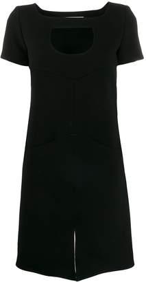 Courreges Cut-Out Shift Dress