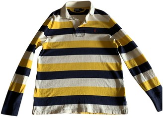 Polo Ralph Lauren Polo Rugby manches longues Other Cotton Polo shirts