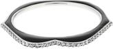 RAPHAELE CANOT OMG! diamond, enamel & white-gold ring