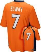 Nike Men's Denver Broncos John Elway Game NFL Replica Jersey