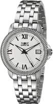 Invicta Women's 18068 Specialty Analog Display Swiss Quartz Silver Watch