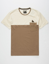 JETTY Chummer Mens Pocket Tee
