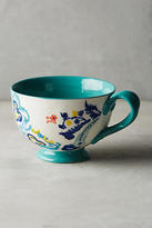 Anthropologie Victorine Mug