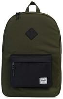 Herschel Men's Heritage Backpack - Green