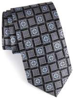 Nordstrom Men's Geometric Medallion Silk Tie