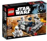 Lego Infant Boy's Star Wars(TM) First Order Transport Speeder Battle Pack - 75166