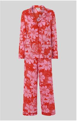 Whistles Birds Of Paradise Pyjama Set