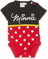 Disney Baby Girls' Bodysuit red