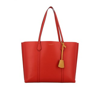Tory Burch Perry Tote Bag In Textured Leather