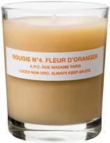 A.P.C. No4 Fleur D'Oranger Scented Candle