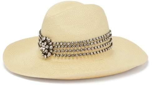 6468b4ab Gucci Straw Hat - ShopStyle