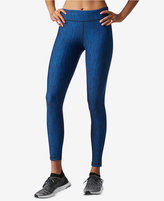 adidas ClimaLite® Heathered Compression Leggings