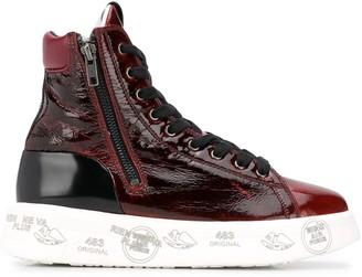 Premiata Edith high top sneakers