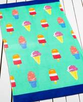 Martha Stewart Collection Ice Cream Dream Beach Towel