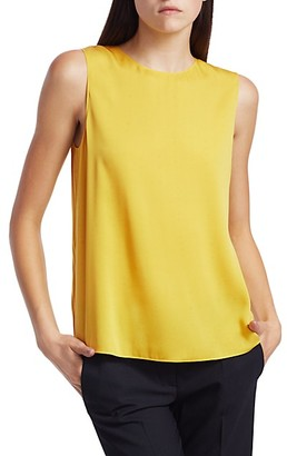 Theory Silk Shell Top