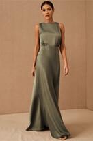 Thumbnail for your product : BHLDN Beckett Satin Charmeuse Maxi Dress