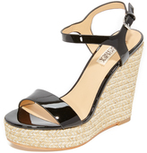 Badgley Mischka Bermuda Espadrille Wedges