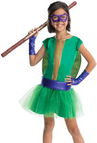 Rubie's Costume Co Donatello Tutu Dress-Up Set - Kids