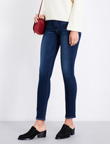 Paige Hoxton ultra skinny mid-rise jeans
