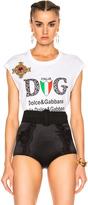Dolce & Gabbana Graphic Tee