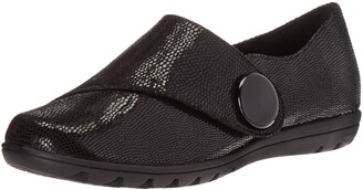 SoftStyle Soft Style by Hush Puppies Women's Veda Monk Strap Flat