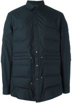 Oamc padded shirt jacket