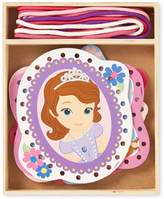 Melissa & Doug Disney Sofia the First Wooden Lacing Cards