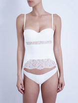 La Perla Shape-Allure lace corset