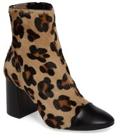 Topshop Women's Happy Days Cap Toe Bootie