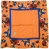 One Kings Lane Vintage YSL Silk Chiffon Scarf