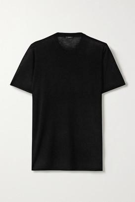 Joseph Cashmere T-shirt - Black