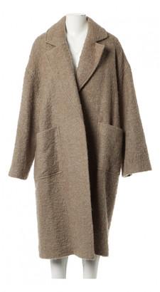 Raey Beige Wool Coats