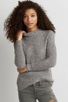 American Eagle Outfitters AE Mock Neck Jegging Sweater