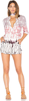 Young Fabulous & Broke Young, Fabulous & Broke Bea Romper in Blush. - size S (also in )