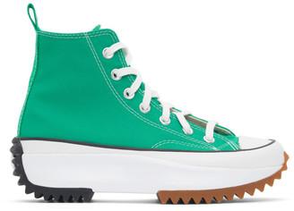 Converse Green Run Star Hike High Sneakers