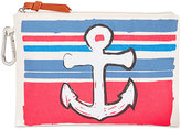 Style&Co. Style & Co. Canvas Water Resistant Pouch, Only at Macy's