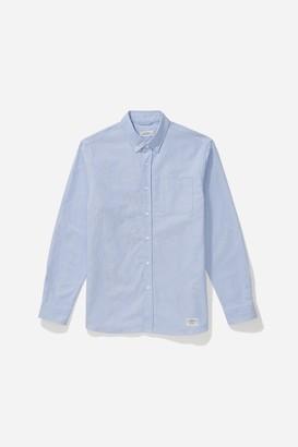 Saturdays NYC Crosby Oxford Long Sleeve Shirt