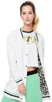 Juicy Couture Behati X Velour Bomber