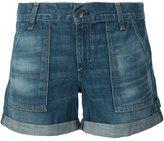 Rag & Bone denim shorts - women - Cotton - 28