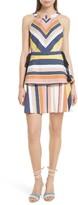 Tanya Taylor Women's Noemi Stripe Dress