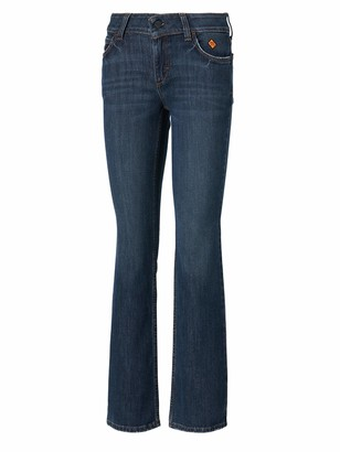 Wrangler Women's Flame Resistant Retro Mae Boot Cut Jean