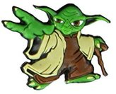Jibbitz Star Wars Charms - Yoda