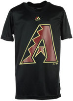 Majestic Kids' Arizona Diamondbacks Flat Skills Test T-Shirt