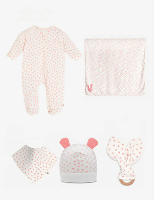 Bonnie Mob Bumper organic cotton gift set 0-6 months