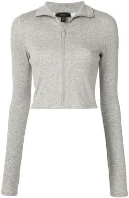 ALALA Rise zip up sweatshirt