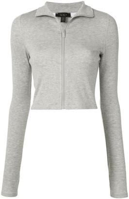 ALALA Rise zip up sweatshirt