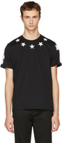 Givenchy Black Stars 74 T-Shirt