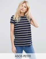 Asos The Ultimate Crew Neck T-Shirt in Stripe