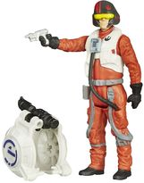 Hasbro Star Wars: Episode VII The Force Awakens 3.75-in. Space Mission Poe Dameron Figure by